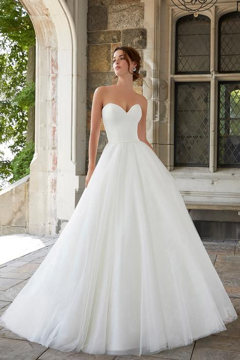 Style 5801 gown from the 2020 Morilee Blu collection, as seen on dressfinder.ca