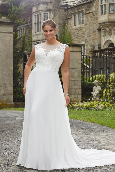 Style 5808W gown from the 2020 Morilee Blu collection, as seen on dressfinder.ca