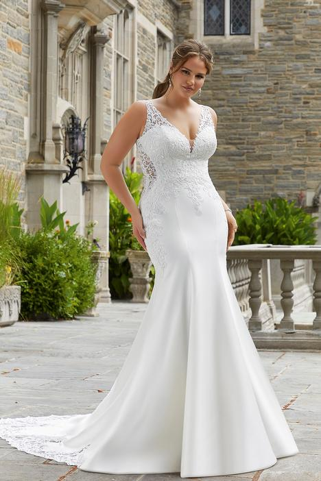 Style 3287 gown from the 2020 Morilee Julietta collection, as seen on dressfinder.ca