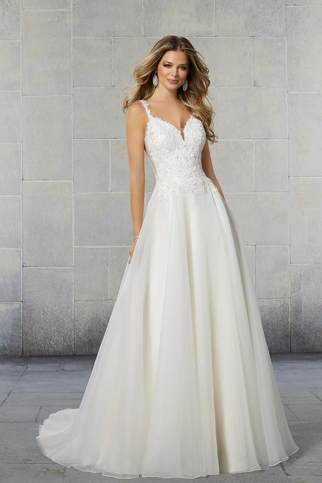 Wedding                                          dress by Morilee Voyagé