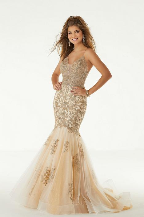 Prom                                             dress by Mori Lee Prom