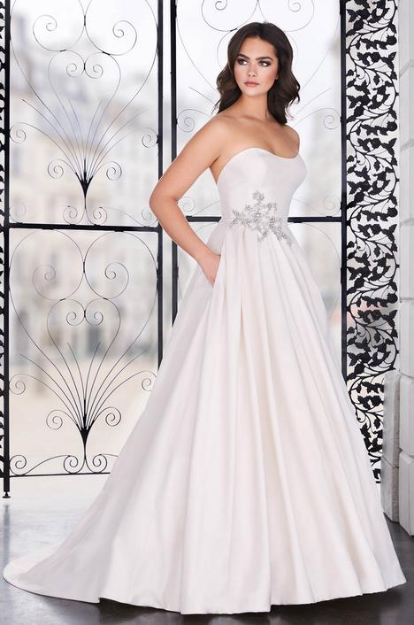 Wedding                                          dress by Paloma Blanca