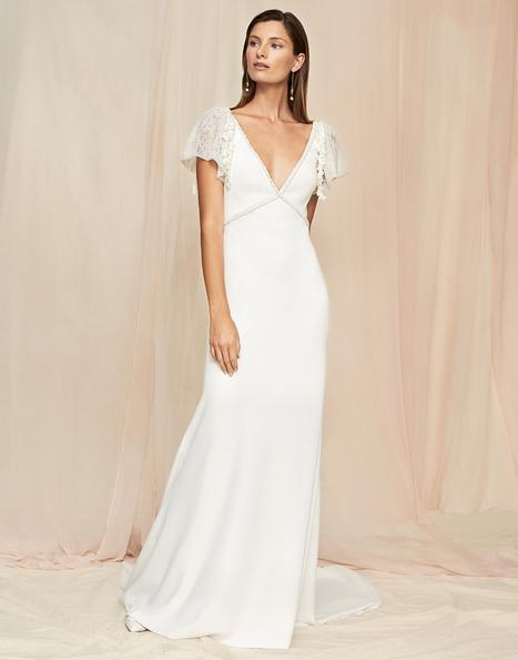 Iris Wedding                                          dress by Savannah Miller Bridal