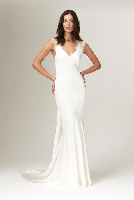 Alma Wedding                                          dress by Savannah Miller Bridal