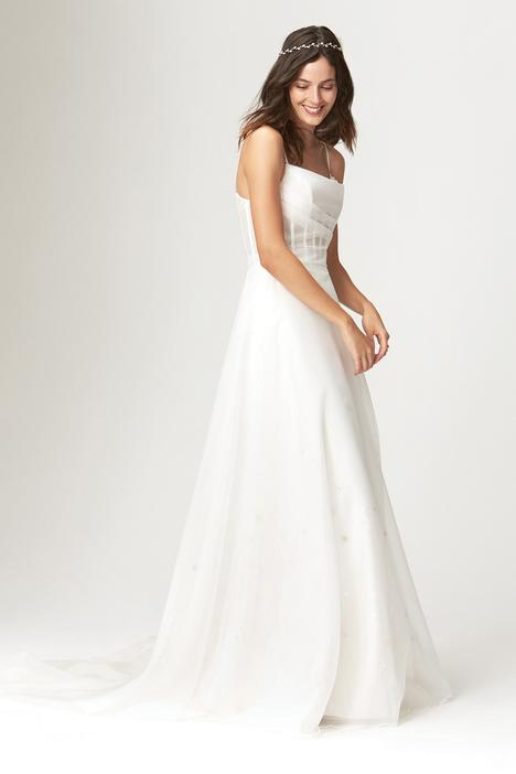 Blanche Wedding                                          dress by Savannah Miller Bridal