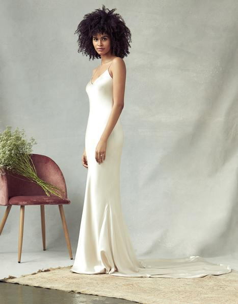 Wren Wedding                                          dress by Savannah Miller Bridal