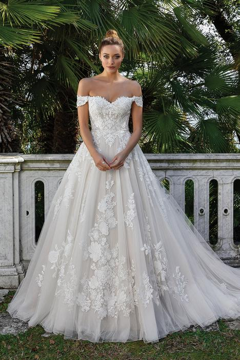 Wedding                                          dress by Justin Alexander