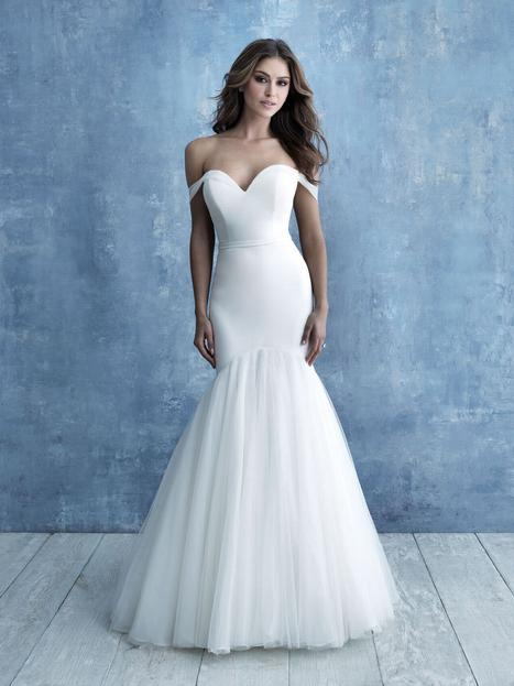 Wedding dress by Allure Bridals