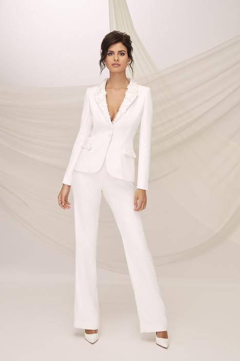 Uptown Wedding                                          dress by Justin Alexander Signature