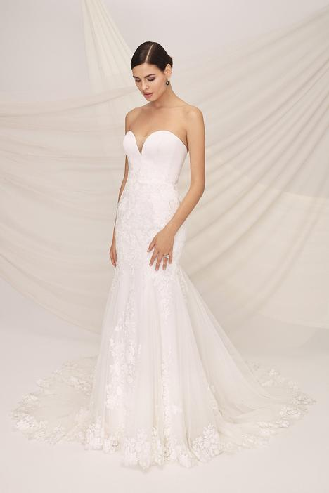 Barcelona Wedding                                          dress by Justin Alexander Signature