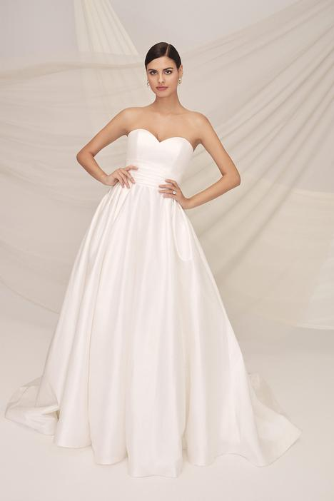 Perissa Wedding                                          dress by Justin Alexander Signature