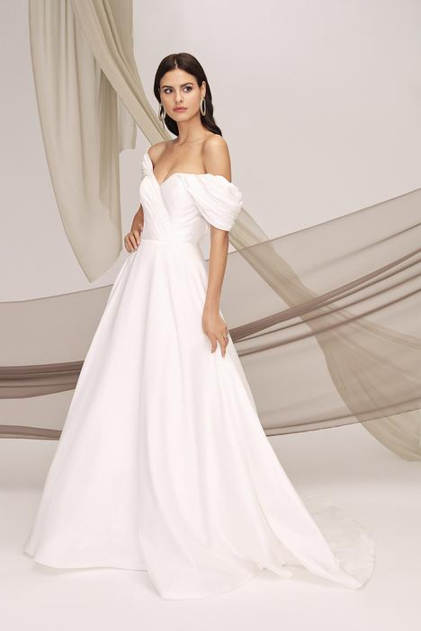 Wedding                                          dress by Justin Alexander Signature