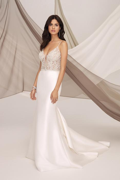 Chelsea Wedding                                          dress by Justin Alexander Signature