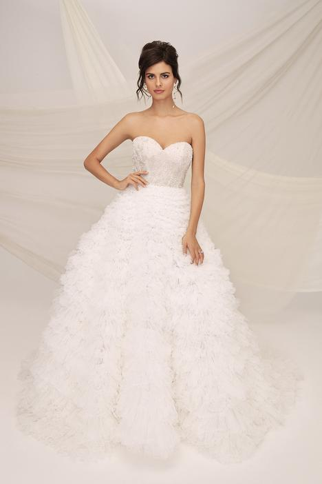 Richmond Wedding                                          dress by Justin Alexander Signature