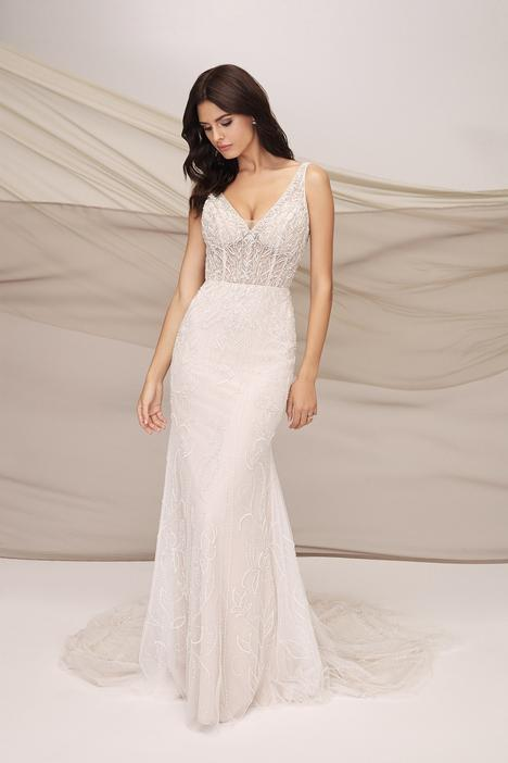 Athens Wedding                                          dress by Justin Alexander Signature