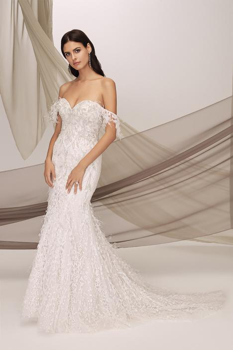 Lenox Wedding                                          dress by Justin Alexander Signature