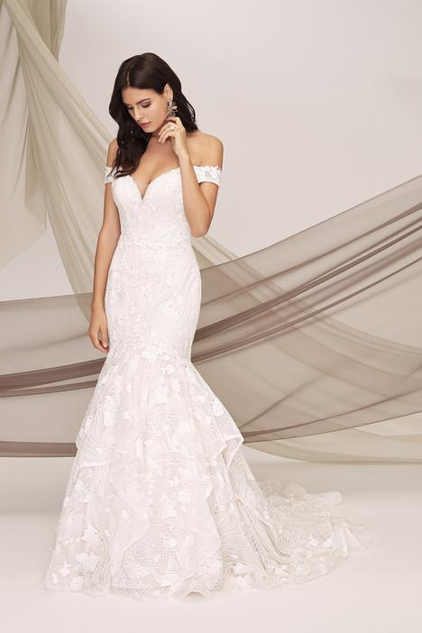 Lamar Wedding                                          dress by Justin Alexander Signature