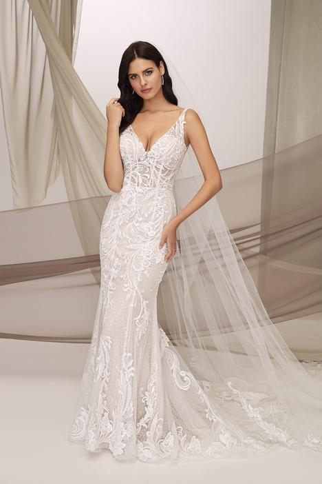 Rainey Wedding                                          dress by Justin Alexander Signature
