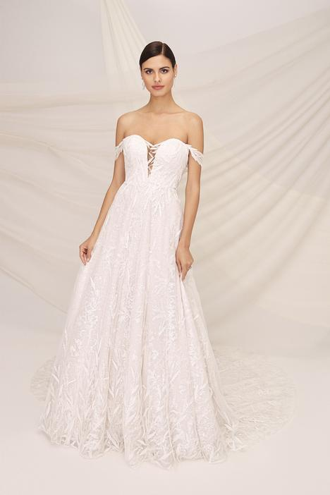 Hyde Wedding                                          dress by Justin Alexander Signature