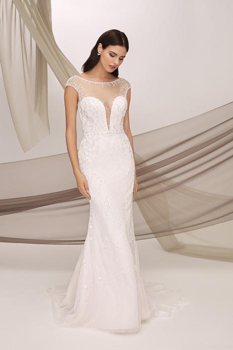 Bexley Wedding                                          dress by Justin Alexander Signature