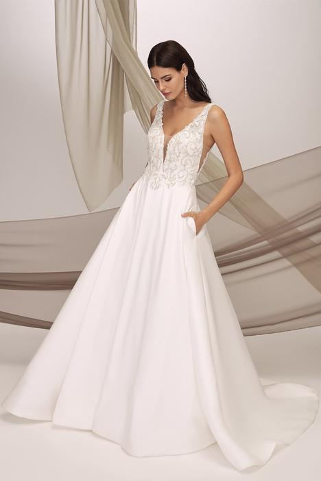 Greenwich Wedding                                          dress by Justin Alexander Signature