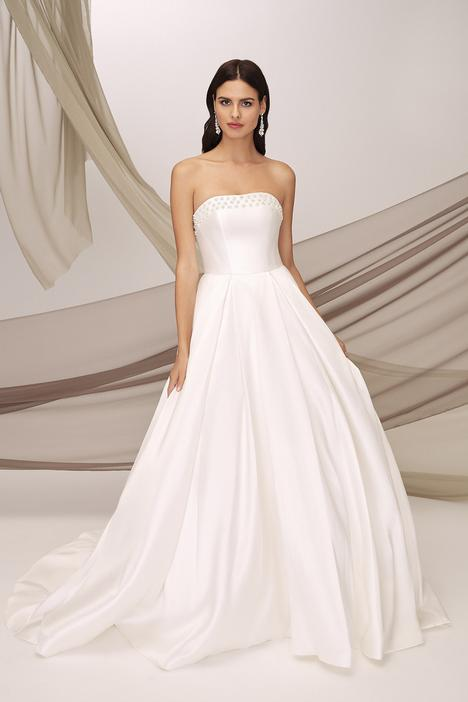 Brent Wedding                                          dress by Justin Alexander Signature