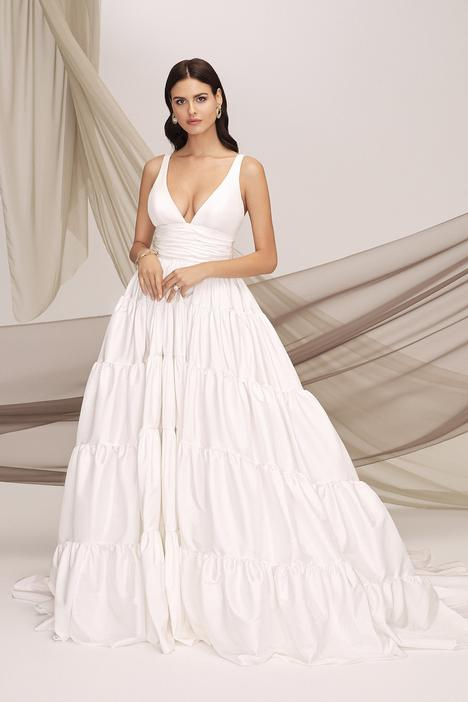 Roma Wedding                                          dress by Justin Alexander Signature