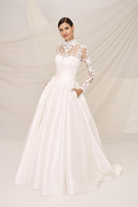 Islington Wedding                                          dress by Justin Alexander Signature