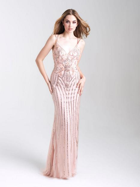 Style 20-335 gown from the 2020 Madison James Special Occasion collection, as seen on dressfinder.ca