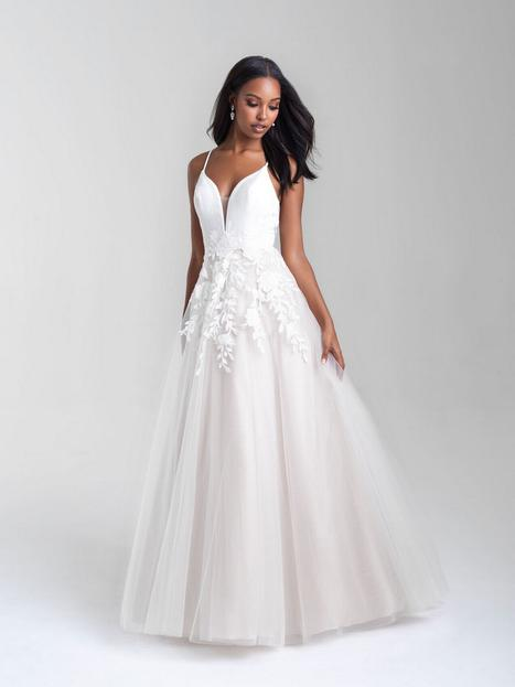 Style 20-351 gown from the 2020 Madison James Special Occasion collection, as seen on dressfinder.ca