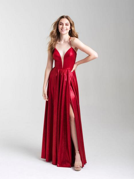 Style 20-352 gown from the 2020 Madison James Special Occasion collection, as seen on dressfinder.ca