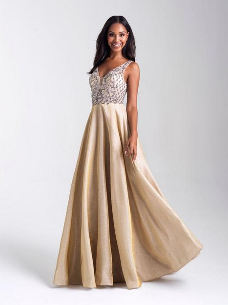 Style 20-390 gown from the 2020 Madison James Special Occasion collection, as seen on dressfinder.ca