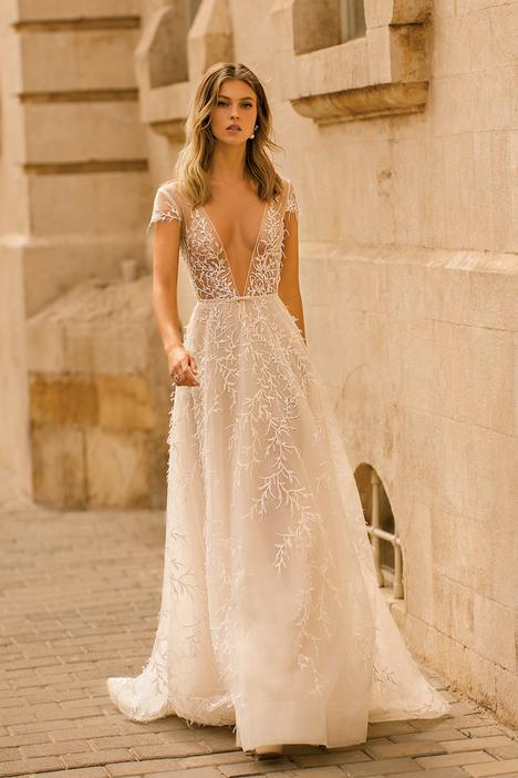 Erin Wedding                                          dress by Muse by BERTA