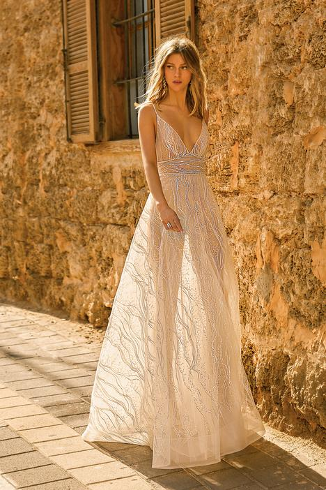 Erica Wedding                                          dress by Muse by BERTA