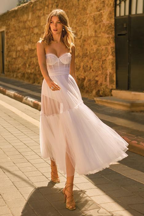 Elena Wedding                                          dress by Muse by BERTA