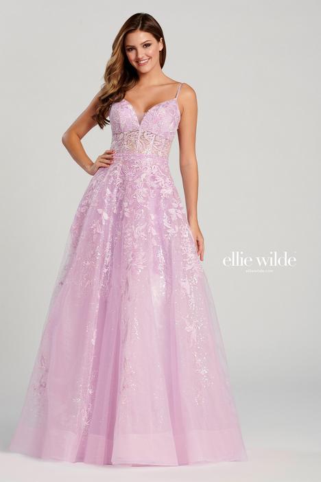 Prom                                             dress by Ellie Wilde