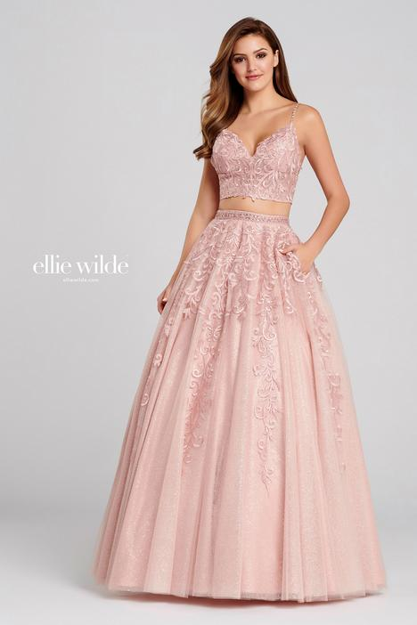 Prom dress by Ellie Wilde