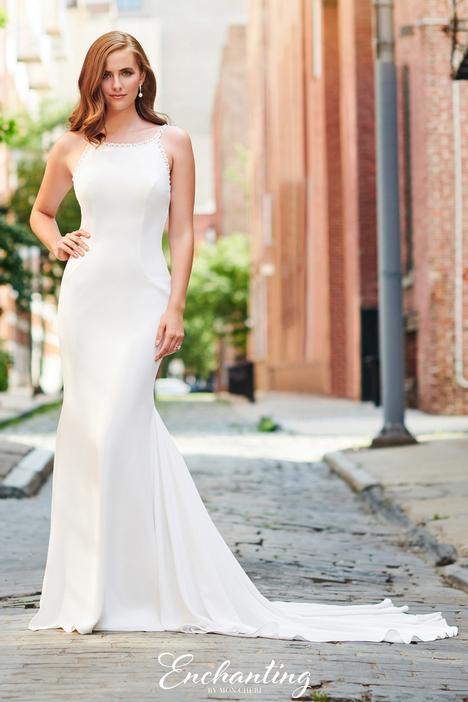 Wedding                                          dress by Enchanting by Mon Cheri