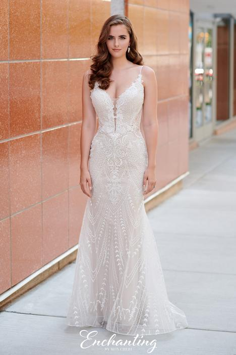 Style 120167 gown from the 2020 Enchanting by Mon Cheri collection, as seen on dressfinder.ca
