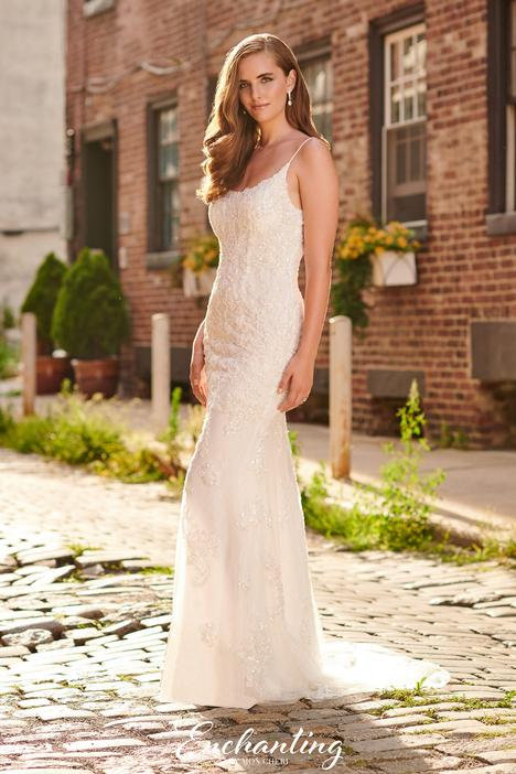 Style 120169 gown from the 2020 Enchanting by Mon Cheri collection, as seen on dressfinder.ca