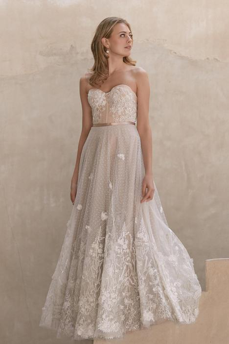 Sparrow Wedding                                          dress by Watters Brides