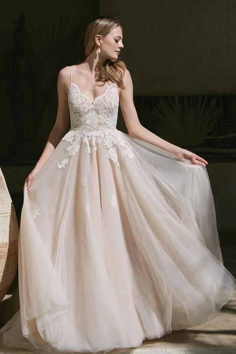 Swan Wedding                                          dress by Watters Brides