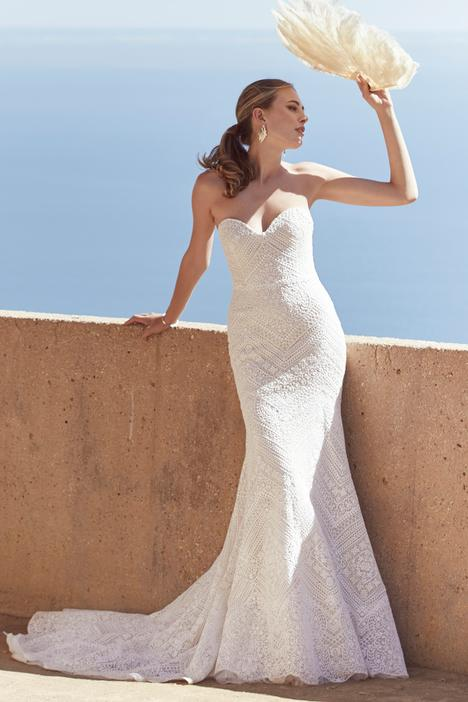 West Wedding                                          dress by Watters Brides