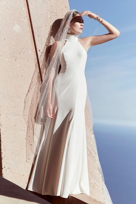 Hunter Wedding                                          dress by Watters Brides