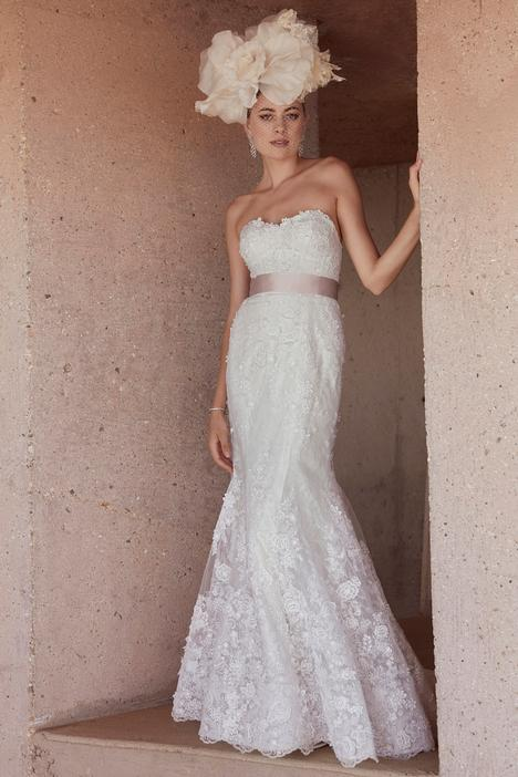 Seymour Wedding                                          dress by Watters Brides
