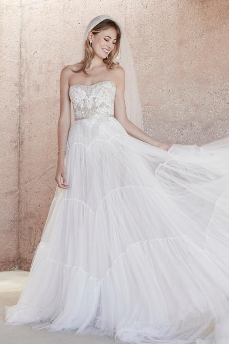 Dexter Wedding                                          dress by Watters Brides