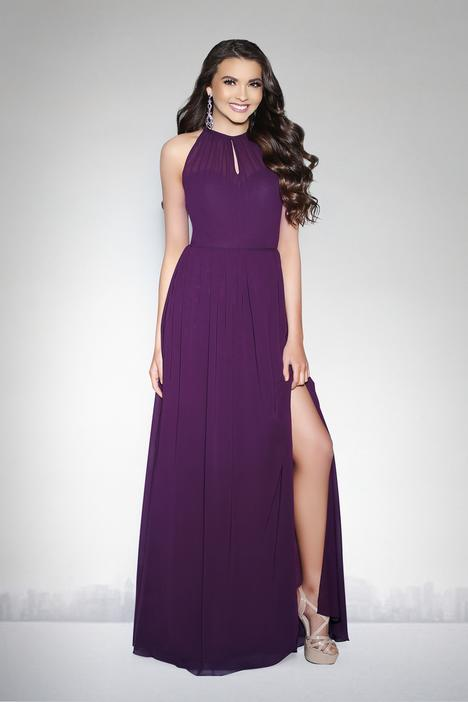 Style 1741 gown from the 2019 Kanali K Bridesmaids collection, as seen on dressfinder.ca