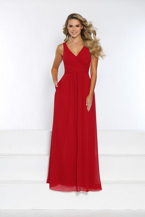 Style 1817 gown from the 2019 Kanali K Bridesmaids collection, as seen on dressfinder.ca