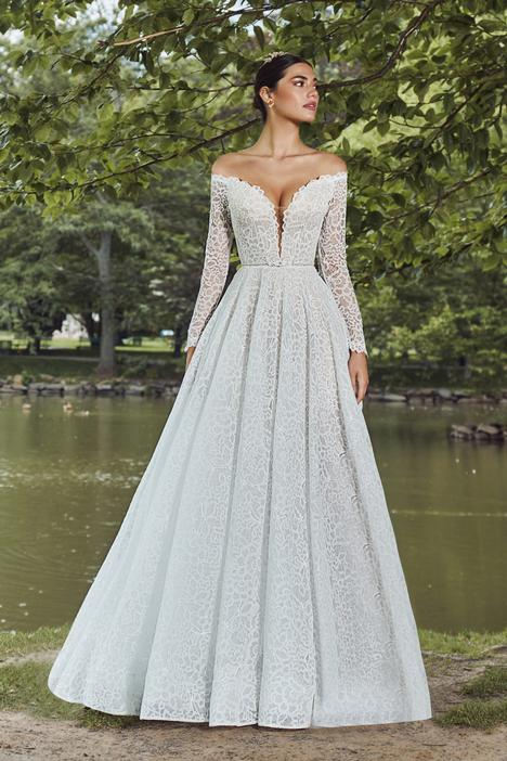 Libby Wedding                                          dress by Calla Blanche