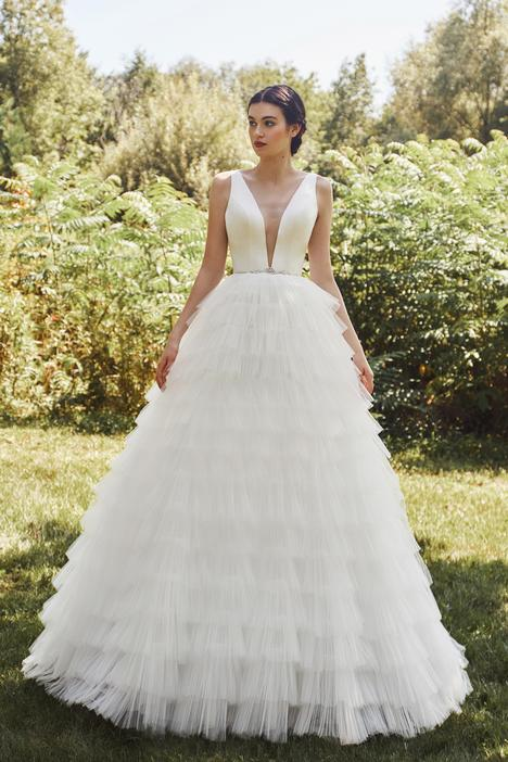 Mackenzie Wedding                                          dress by Calla Blanche